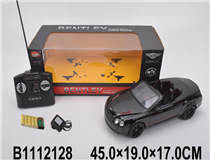 1:14 R/C CAR W/CHARGER&LIGHT(4CH)(LINCESS)