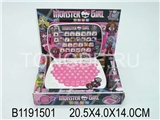 LEARNING LAPTOP(SPANISH)(MONSTER HIGH)