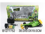 1:18 R/C F1 CAR W/LIGHT&CHARGE(BEN10)(4CH)