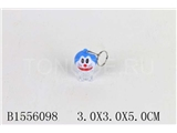 CAT DORAEMON KEYCHAIN W/LIGHT
