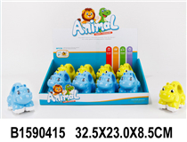 8PCS FRICTION HIPPO(4COLOUR)
