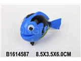 WIND-UP SWIMMING FISH(3COLOUR)