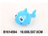 WIND-UP SWIMMING SHARK(3COLOUR)