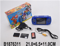 ELECTRONIC GAME PLAYER W/CHARGER&BATTERY
