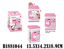 CASH BOX (HELLO KITTY)