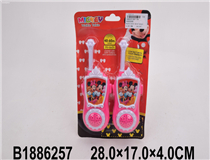 WALKIE TALKIE(MICKEY MOUSE)