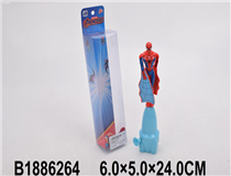 PULL LINE FLYING SPIDER-MAN