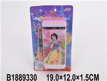 MOBILE PHONE W/2PCS BATTERY(DISNEY PRINCESS)