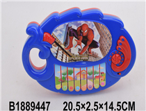 CARTOON ELECTRONIC ORGAN(SPIDERMAN)