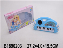 22KEY CARTOON ELECTRONIC ORGAN  W/3D LIGHT&MUSIC