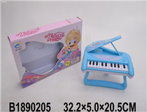 22KEY CARTOON ELECTRONIC ORGAN  W/LIGHT&MUSIC