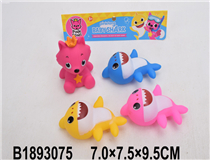 4PCS SOFT PLASTIC ANIMAL