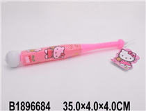 BASEBALL GAME  (HELLO KITTY)