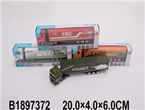 1:72 FREE WHEEL METAL CAR (4MIX)
