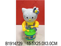 WIND-UP CAT DORAEMON  (KT CAT)