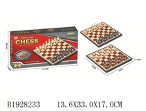 CHESS PLAY SET