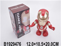 B/O IRON MAN W/LIGHT&MUSIC(IRON MAN)