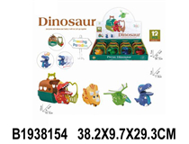 12PCS PRESSING ANIMAL