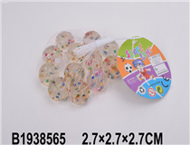 12PCS 2.7CM BOUNCING BALL