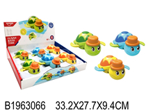 6PCS WIND-UP SWIMMING TORTOISE