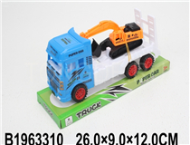 FRICTION TRUCK W/CAR