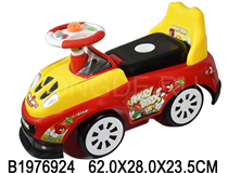 RIDE-ON CAR  W/MUSIC&LIGHT(ANGER BIRD)
