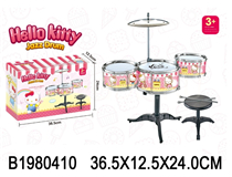 DRUM (HELLO KITTY)