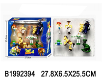 TOY STORY 4 PLAY SET