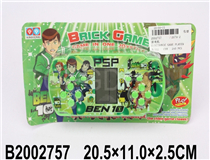 ELECTRONIC GAME PLAYER (BEN10)