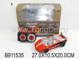 1:20 R/C CAR W/LIGHT(4CH)