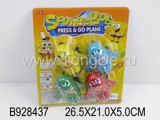 4IN1 PRESSING PLANE(4COLOURS)(SPONGEBOB)