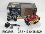 R/C STRUNT CAR W/LIGHT&CHARGER(4CH)