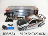 1:10 R/C RACING CAR W/CHARGER&LIGHT