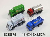 PULL BACK CTRUCK(4COLOURS)(4)