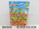 1IN1 PULL BACK LADYBUG(3COLOURS)
