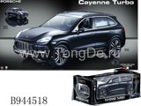 1:24 R/C CAR(CAYENNE TURBO)(4CH)