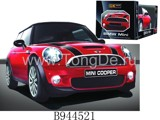 1:24 R/C CAR(BMW MINI)(4CH)
