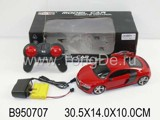 1:18 R/C CAR W/CHARGER&LIGHT(4CH)