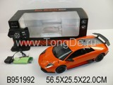 1:10 R/C CAR W/CHARGER&LIGHT(5CH)(LICENCE)