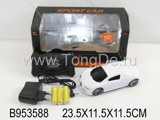 1:24 R/C CAR W/CHARGER&LIGHT&MUSIC(4CH)