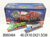 24PCS PULL BACK CONTAINER CAR(BEN10&TOY STORY)