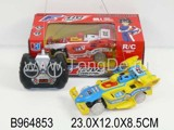 R/C F1 CAR W/LIGHT(4CH)