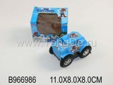 B/O LOOPING CAR(THE SMURFS)