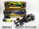 1:10 R/C F1 CAR W/CHARGER&LIGHT